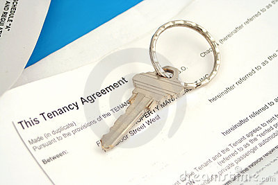 Tenant agreement