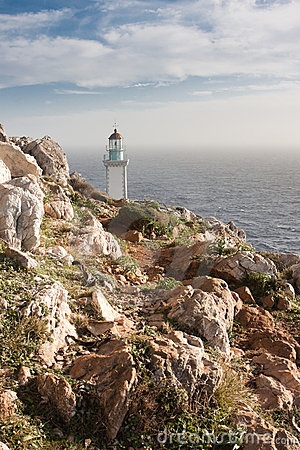 Tenaro Lighthouse