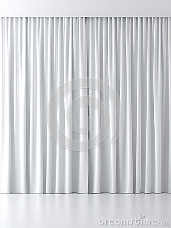 Tende bianche fotografia stock immagine 33249342 for Tende bianche