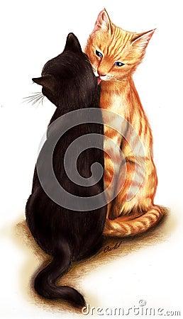 Tender cats