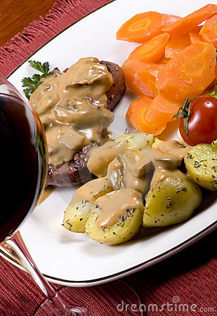 Free Tenderloin Steak 014 Stock Photo - 2156670