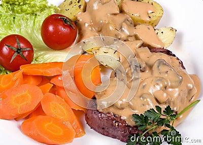 Tenderloin Steak 016