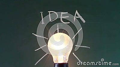 Tener una idea brillante metrajes