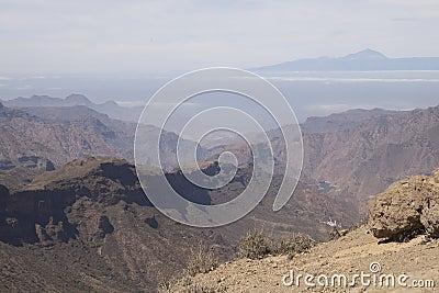 Tenerife and Gran Canaria