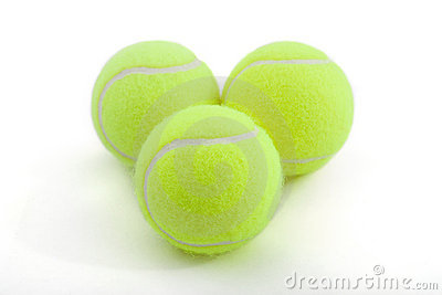 Tenis balls