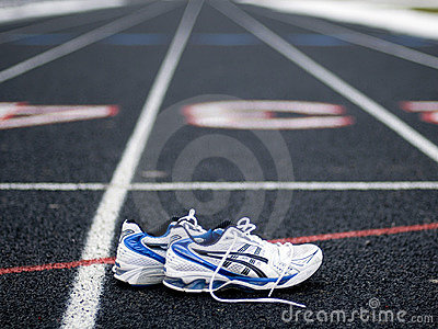 Tenis on the race