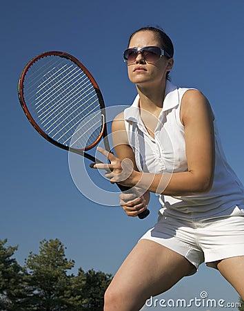 Free Tennis Stock Image - 16691961