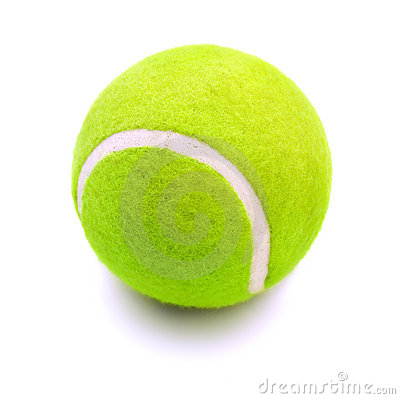 Free Tennis Ball Royalty Free Stock Photo - 10579955