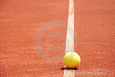 Tennis Ball Royalty Free Stock Photos - Image: 14969018