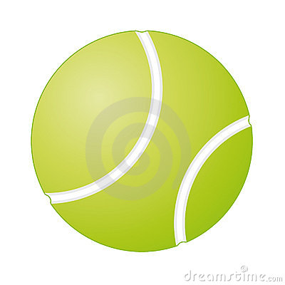 Free Tennis Ball Royalty Free Stock Photo - 2931015