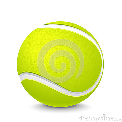 Free Tennis Ball Stock Images - 46268914