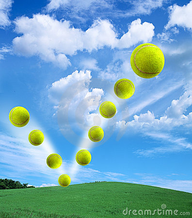Free Tennis Ball Stock Photos - 9241943