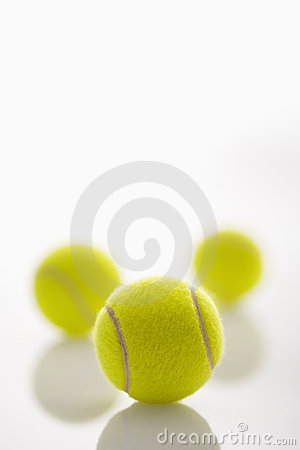 Free Tennis Balls. Royalty Free Stock Photo - 3531935