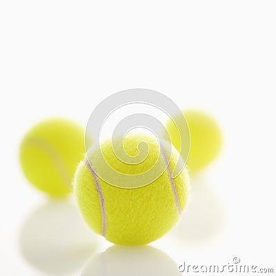 Free Tennis Balls. Stock Photo - 3531940