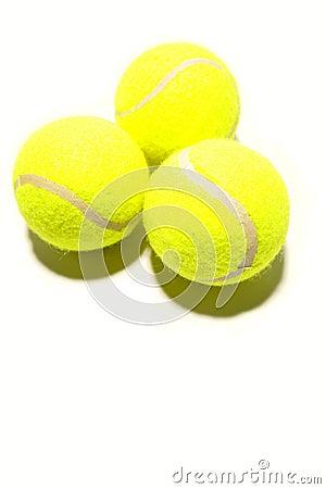 Free Tennis Balls Stock Image - 7268251