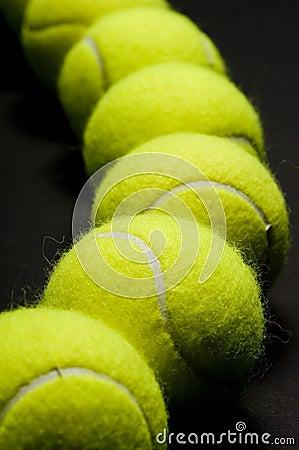 Tennis Balls Macro 1