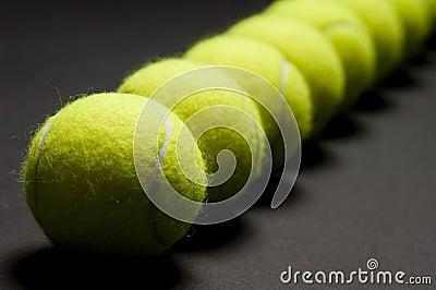 Tennis Balls Macro 3