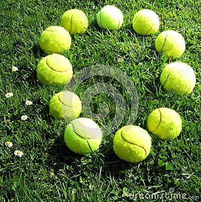 Tennis balls number zero