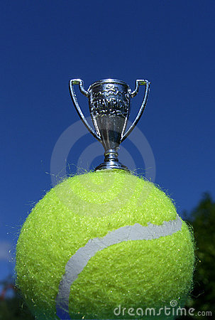 Tennis Champion Trophy