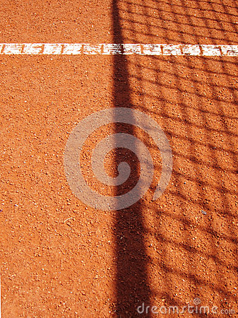 Tennis court with line  (39)