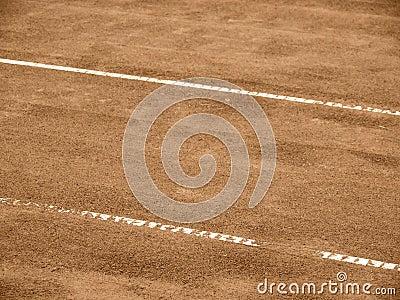 Tennis court line (281)