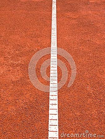 Tennis court line (164)