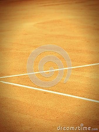 Tennis court line (254)