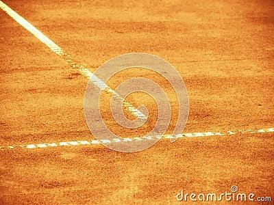 Tennis court line (280)