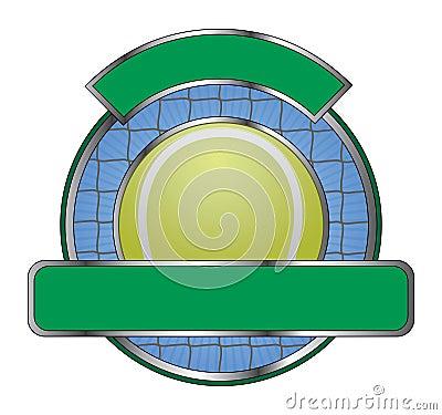 Tennis Design Template Net