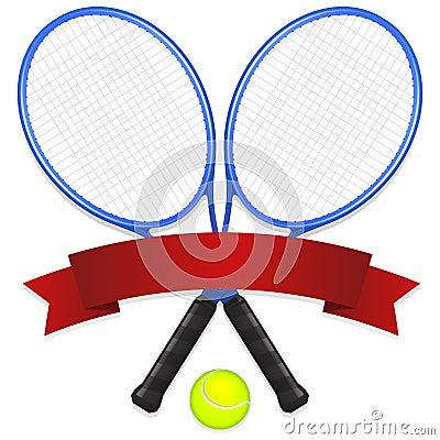 Tennis Emblem