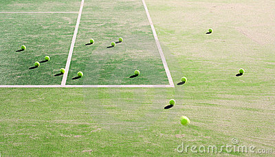 Tennis moments......