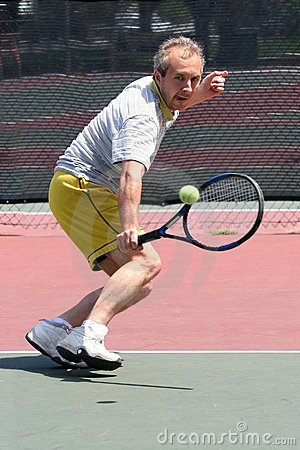 Free Tennis Player Stock Photos - 175623