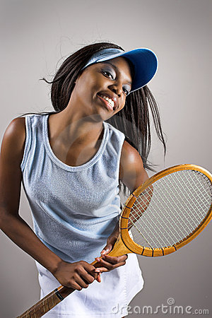Free Tennis Player Stock Images - 2871944