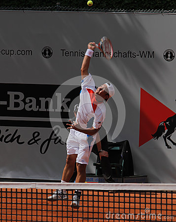 Tennis Power Horse World Team Cup 2012 Editorial Photography