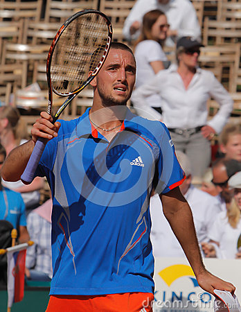 Tennis Power Horse World Team Cup 2012 Editorial Image