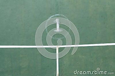 Tennis Practice Wall