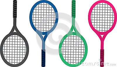Tennis Racket Colors