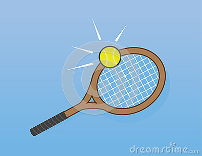 Tennis Racket Hit