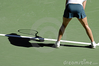 Tennis shadow 06