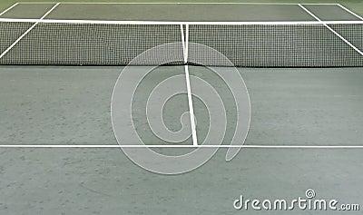 Tennis sports center