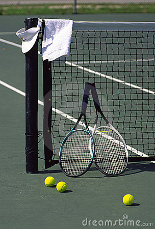 Free Tennis Still Life Stock Photos - 288773