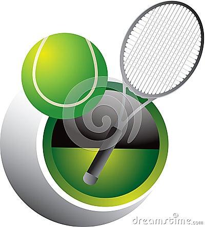 Tennis swoosh