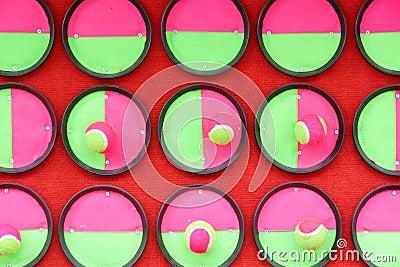 Tennis toy