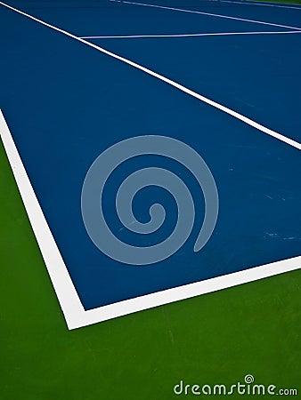 Tennisgericht