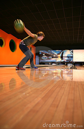 Free Tenpin Bowling Stock Photos - 1024503