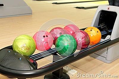 Tenpin Bowling Balls