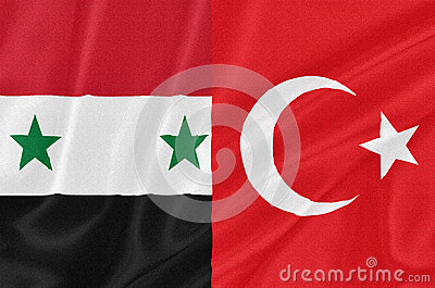 Tension between Syria and Turkey