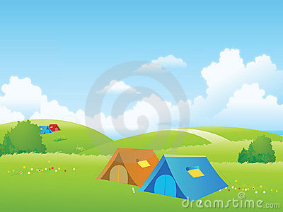 Tent meadows