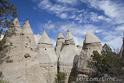 Tent Rock, New Mexico