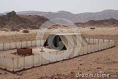 Tent van Tabernakels, Israël